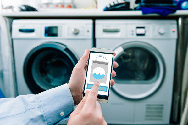 What Are The Advantages Of Apps For Laundry Businesses