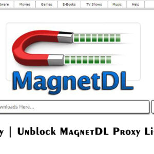 MagnetDL proxy