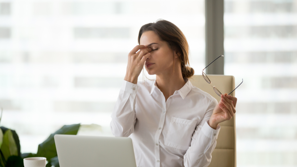 5 Tips To Relieve Computer Eye Strain