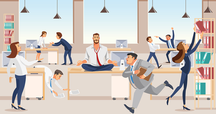 How Does Workplace Air Quality Affect Employee Productivity?