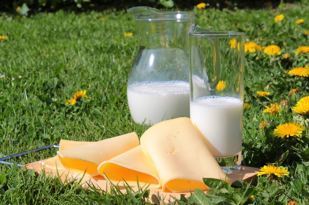 Fortifying milk with Vitamins A and D can boost immunity to infections, improve children's nutrition