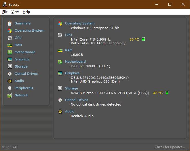Use Third-Party GPU Temp Monitor Tools (2021)