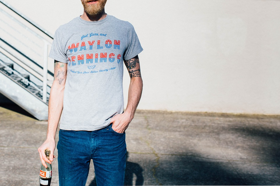 A NEW DESIGN FOR EVERY T-SHIRT STYLE