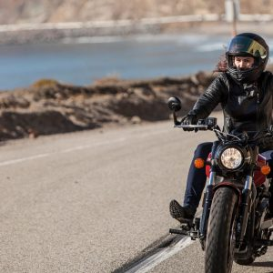 About Commuting On A Motorcycle