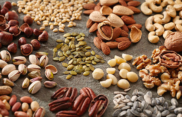 Top 9 nuts and seeds to include in your keto diet